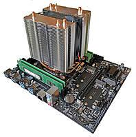 Комплект X99Z-V120 + Xeon E5-2630v3 + 16 GB RAM + Кулер, LGA 2011v3
