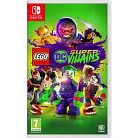 Игра LEGO DC Super Villains для Nintendo Switch