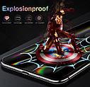 Аврора  Защита гидрогель для iPhone 11 Pro Xs Max XS XR Плюс 7. 6S 5 SE2020 Гидрогелевая пленка Aurora, фото 5