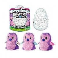 Hatchimals интерактивная игрушка Пингвинчик в яйце Хэтчималс D761