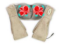 Массажер для всего тела 3D Shiatsu Wellneo Neck Kneading, 9 режимов, фото 1