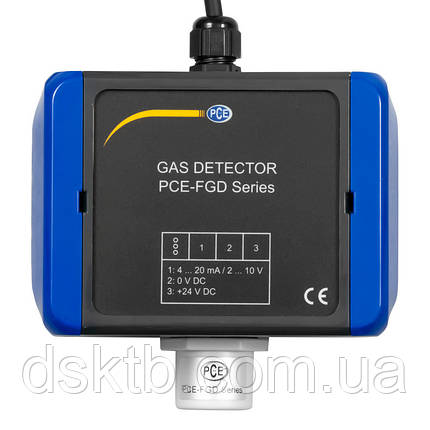 Анализатор углекислого газа PCE-FGD (Германия), фото 2