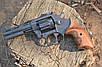 Револьвер ЛАТЭК Safari РФ-441М (Бук) + Патроны Флобер Чехи 20 шт., фото 2