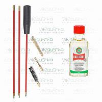 Набор для чистки калибра 7,62 (2 ерша, вишер) + Ballistol 50 ml