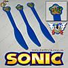 """Набор ножей Соник - """"Sonic Knives"""" - 3 шт"""