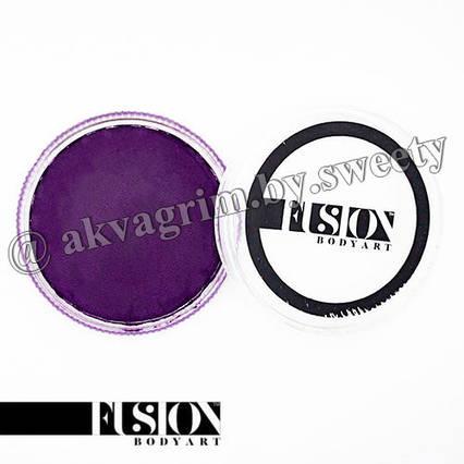 Аквагрим FUSION Основной Глубокий Фиолетовый 32g
