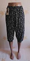 Капри женские галифе султанки, 46-50 размер