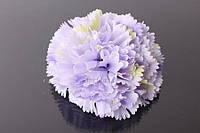 Цветок декоративный Watsonia, материал ткань, цвет сереневый, бутон цветка, товары для рукоделия, цветок исскуственный, декор
