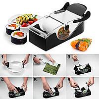Машинка для приготовления суши и роллов Perfect Roll Sushi пластик, размер 18,5х7,8х6,2см, Суши, Машинка суши, фото 1
