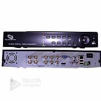 Видеорегистратор стационарный DVR WIFI 3G, H.264, FULL-HD 1080P, 4 IP канал, PAL, RJ-45, 3G, ИК-пульт, HDMI, VGA, BNC, Регистратор DVR WIFI 3G