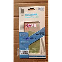 Пленка на Iphone 4G / 4S 3D icolor GA11, защитная пленка для стекол, защитная пленка для Iphone, пленка для телефона