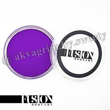 Аквагрим FUSION Основной Королевский Фиолетовый 32g