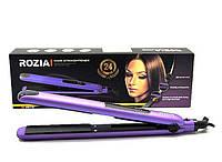 Выпрямитель для укладки волос Rozia HR-719 два режима, керамические пластины, утюжок для волос Rozia