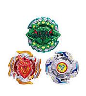 Детская игрушка волчок - бейблейд 5 сезон модель 121 микс 5 моделей, пластик, от 4х лет, бейблейды, Beyblade / Бейблейд