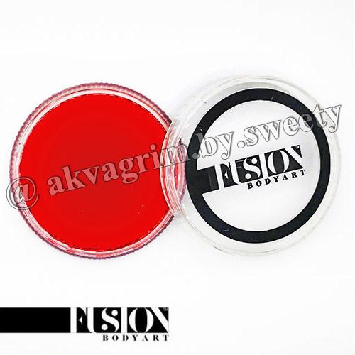 Аквагрим FUSION Основной Красный 32g