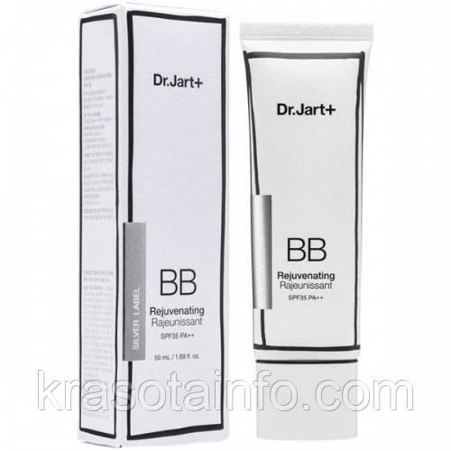 ББ крем антивозрастной восстанавливающий, Dr.Jart+ Dermakeup Rejuvenating Beauty Balm SPF35,PA++, 50 мл