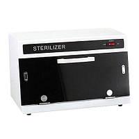 Контейнер для стерилизации косметологических инструментов фрез Сowslip, белый, химическая стерилизация, стерилизатор для инструментов, стерилизатор