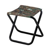 """Стульчик Vitan """"Рыбацкий"""" для рыбалки, со спинкой диаметр 16мм, 67х37х27см, рыбацкий стул, мебель для рыбалки, туристической стульчик"""