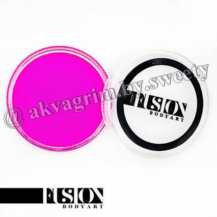 Аквагрим FUSION Основной Розовый Сорбет 32g
