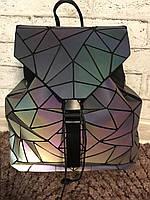 Женский рюкзак BAO BAO 568_x000D_ хамелеон, объем 20л, PU эко-кожа, максимальная нагрузка 20кг, Женская сумка, Сумки