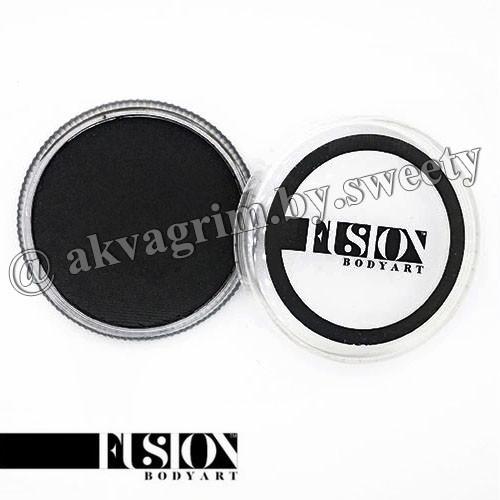 Аквагрим FUSION Основной Черный 32g