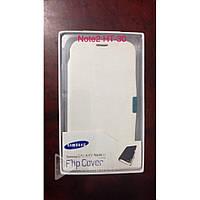 Чехол - флип для Samsung Note 2 Ht-30, белый, искусственная кожа, чехол на мобильный телефон, чехол для Samsung