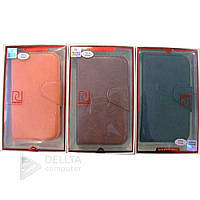 Чехол - книжка для телефонам Samsung i9082 GD-11 (оранжевый, коричневый, черный), искусственная кожа, чехол на мобильный телефон