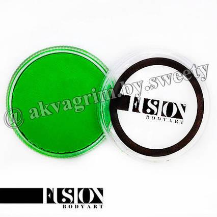 Аквагрим FUSION Неоновый Зеленый 32g