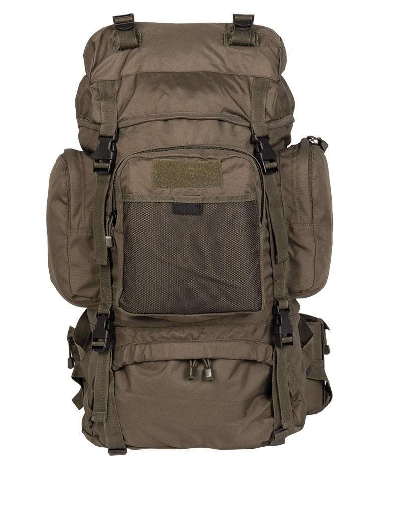 Рюкзак тактический Commando 55л OD Sturm Mil-Tec, олива
