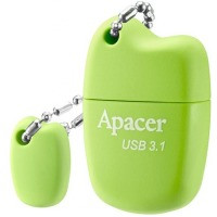 Флеш-драйв APACER AH159 32 GB USB 3.0 Зеленый