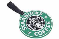 """Тег для багажа """"Starbucks"""", фото 1"""