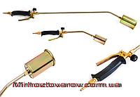 Горелка газовоздушная PQ-600 мм-клапан