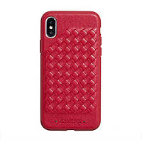 Чехол Polo Ravel for Apple Iphone X / Xs Красный, фото 1