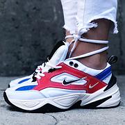 Женские кроссовки в стиле Nike M2K Tekno John Elliott