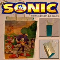 """Фирменный пакет Соник - """"Sonic Package"""", фото 1"""