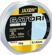 Леска Jaxon Satori Under Ice 50m 0.08mm