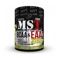 Аминокислоты ВСАА MST BCAA&EAA zero (520 g) Черная Смородина