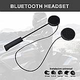 Bluetooth гарнітура для шолома мотоцикла, фото 6