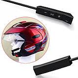Bluetooth гарнітура для шолома мотоцикла, фото 3