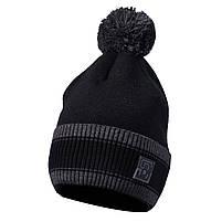 Мужская шапка с бубоном 92А, фото 3