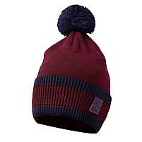 Мужская шапка с бубоном 92А, фото 6