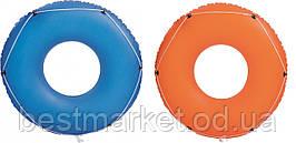 Надувной Круг для Плавания с Канатом Bestway119 см в Ассортименте