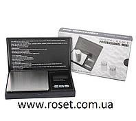 Ювелирные электронные весы карманные с LCD дисплеем от 0.01 г до 200 г Digital Scale