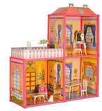 "Кукольный домик ""Мілана будинок мрій"" Дом для кукол Милана My lovely villa, фото 3"
