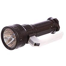 Ручний світлодіодний ліхтарик (чорний)