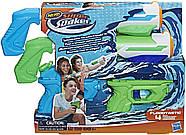 Набір 4 в 1 Nerf Водний Бластер Super Soaker Floodtastic від Hasbro, фото 2