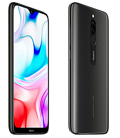 Смартфон Xiaomi Redmi 8 4/64Gb Black (Global ROM + OTA)
