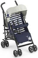 Прогулочная коляска-трость CAM Flip Синий в полоску