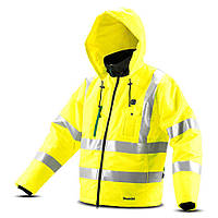 Куртка Makita CJ106DZXL с подогревом