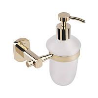 Дозатор для жидкого мыла Qtap Liberty ORO 1152